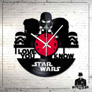 STAR WARS I LOVE YOU